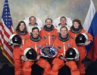 STS-101 Official NASA Crew Portrait